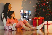 Das besondere Weihnachtsgeschenk / CD-Wall Regale sind ganz besondere Geschenke für jeden, der Musik und Filme mag und seine Sammlung ganz groß rausbringen will