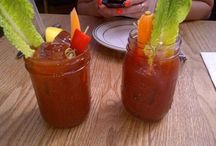 Bloody Mary's / by Kathy Nieland