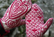 Stickning / Knitting