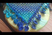 Chal crochet 2