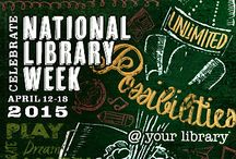 National Library Week / Celebration ALA's National Library Week at MSU Libraries!