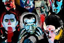 Fav Scenes From Horror Films