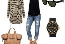 Style: Casual  / by Nadia Appel