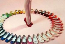 Shoes / ( One shoe can change your life). Cinderella / by Franchesca Odeh