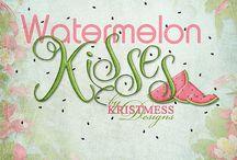 ~♡~Watermelon Cottage~♡~