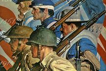 Norman Rockwell.  1894 - 1978