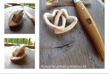 řezani ze dreva