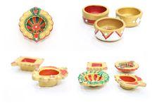 DIY Diwali Diya Decorations Ideas