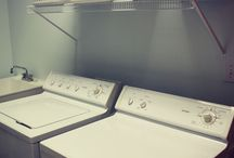 Home Projects: Laundry Space