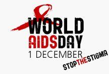SAVING LIVES STOP THE STIGMA WORLD AIDS DAY 2015