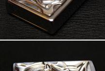 NEW ZIPPO / Silver Zippo