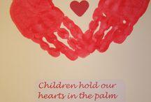 valentines children's crafts