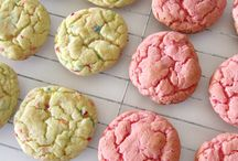 Things to do with cake mix' / by Stacey Bartholomew