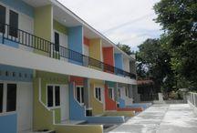 desain rumah kontrakan