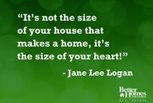 BHGRE Inspiration and Quotes
