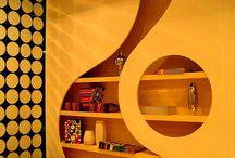 Wandkast woonkamer