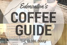 Simple Coffee Guide / Coffee, minimalism, coffee quotes, coffee drinks, coffee recipes.