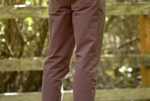 Jedediah Pants / Fabric Options & Inspirations
