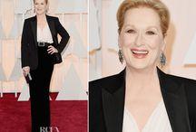 Red Carpet Fashion - Oscars 2015