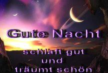 Gute Nacht/Träume