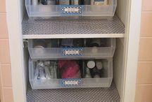 Closet/Storage ideas