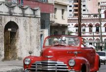 THE ART OF THE AUTOMOBILE-IN CUBA / by The Art of The Automobile