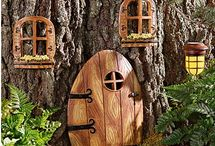 Storybook Doors / Doors that lead to magic!