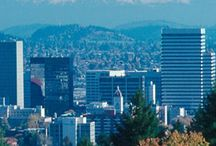 My City and State :) / Portland, OR / by Rita Webb