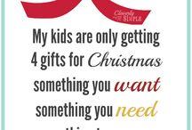 The Holidays / Fun ideas for Christmas!
