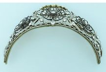 Crowns and Tiaras Royal Jewelry & Scepters / Artistic Talents long lost..,