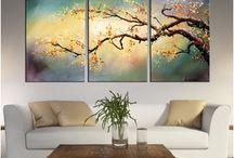 inspiratie schilderijen