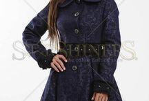 Toamna-Iarna 2013 - Paltoane de vis / Noua colectie StarShinerS te incanta cu paltoane irezistibile, toate croite dupa ultimele tendinte ale modei. De asemenea am pregatit pentru tine si rochii, camasi, fuste, pantaloni si nu numai. Incearca macar unul dintre ele! Imposibil sa nu se potriveasca oricarei femei!