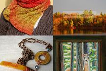 Etsy Treasuries that I like
