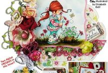 Digitale magazine: Whimsy Stamps