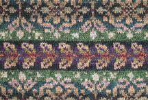 Patterns ~ Fair Isle, Norwegian, Scandinavian etc.