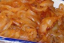 cebolla caramelizada microondas