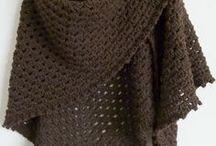 shawl / sweater