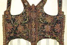 Barokk öltözékek