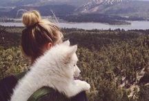 Lifestyle with dog ♡