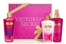 Scents and shower gels