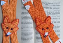 bookmarks crafts / marcapáginas bb / by blanca
