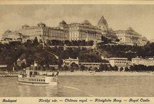 Budapest / Budapest régen