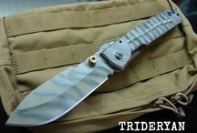 Crusader Forge Tactical Custom Folders / Best tools money can buy, hand crafted, custom made.