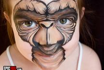 Face Paint / by Jennifer Teed