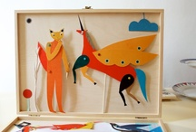 Paper / Puppets / by Piccolecose