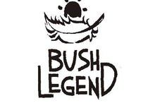 BUSH LEGEND / The BUSH LEGEND original collections reflect creative Australian spirit with offering yet another traditional alternative to skin care backed by modern medical science.  The world class living in Australia and it's natural environment, continues to be the inspiration for all BUSHLEGEND.COM.AU  Australian products.