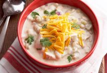 Recipes - Soups, Stews / by Cathy Swift