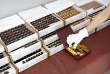 Coulisses de la boutique de D'lys couleurs / Les coulisses de la boutique de chocolat en ligne www.dlys-couleurs.com / by Chocolat D'lys Couleurs