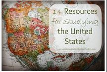 Homeschool Unit Studies / Secular unit studies for homeschooling. Science, literature, geography, history, etc.
