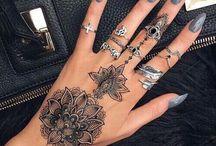 Sheun tattoos